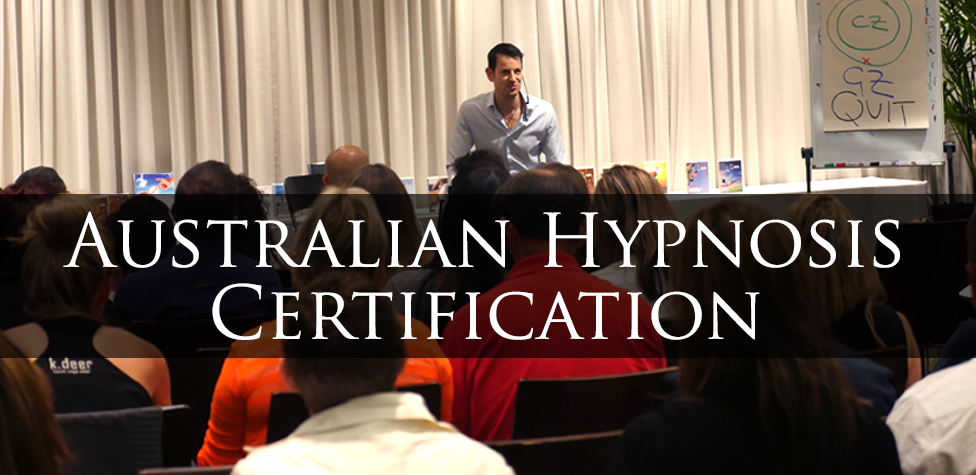 Australian Hypnosis Certification