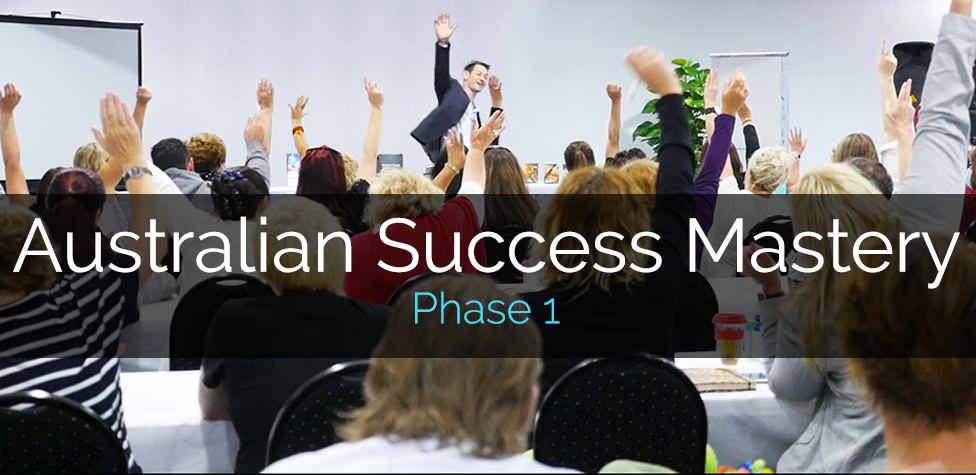 Australian Success Mastery Phase 1