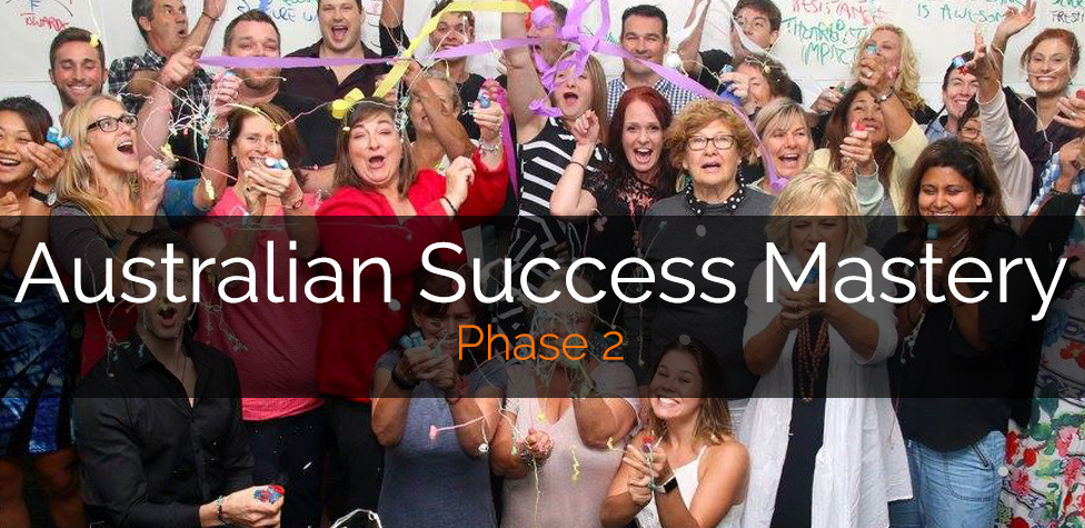 Australian Success Mastery Phase 2